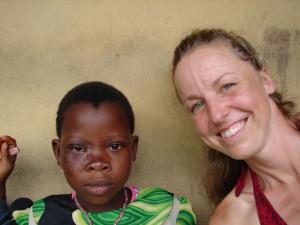 Kendra in Nigeria