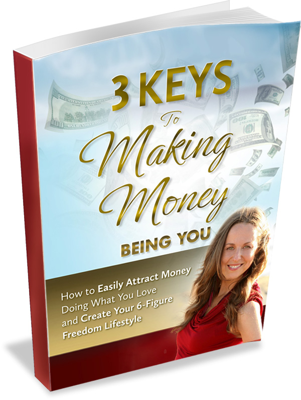 Kendra E Thornbury's 3 KEYS Making Money Being You